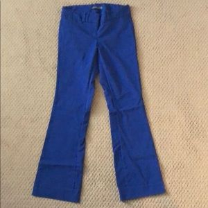 The Limited Exact Stretch pants, size 6.